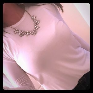 Dressy Fashion Statement Necklace
